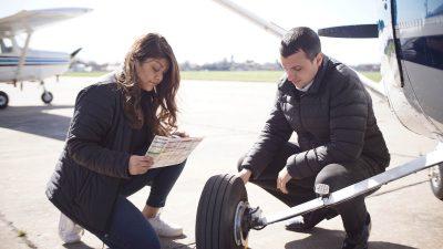 El regreso de los vuelos de instrucción a Morón